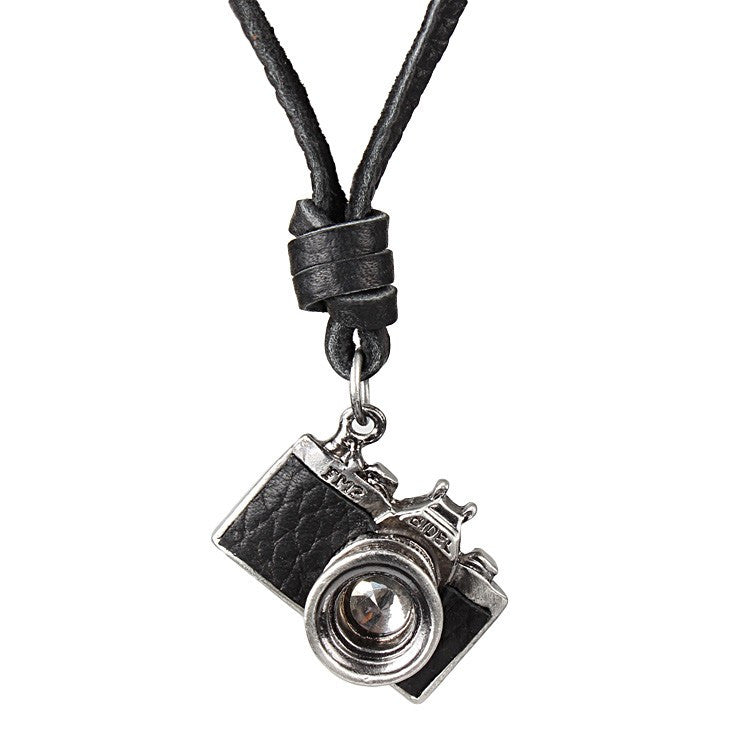 Camera pendant necklace bold and honest camera pendant necklace camera pendant necklace aloadofball Gallery