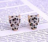 Leopard Clip-on Earrings