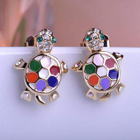 Little Turtle Earrings