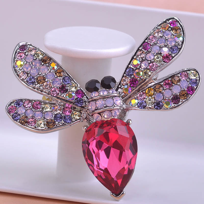 Insect Brooch Pin