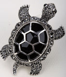 Big Turtle Stretch Ring