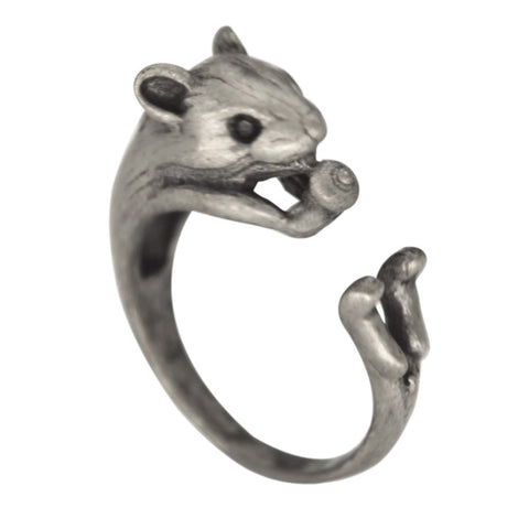 Cute Squirrel Ring
