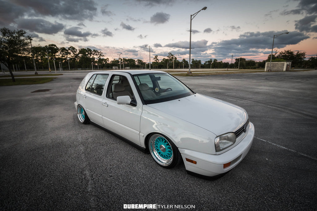 The Bean - Hector's MK3 Golf