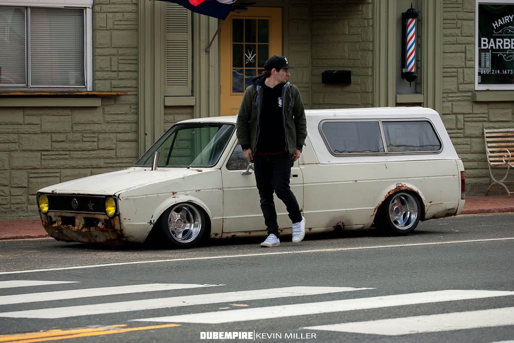 Built With Character - Nick's MK1 Caddy