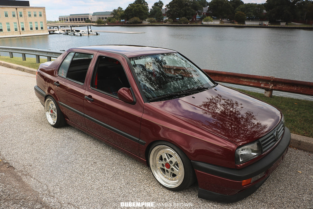 The Veteran - Matt's MK3 Jetta