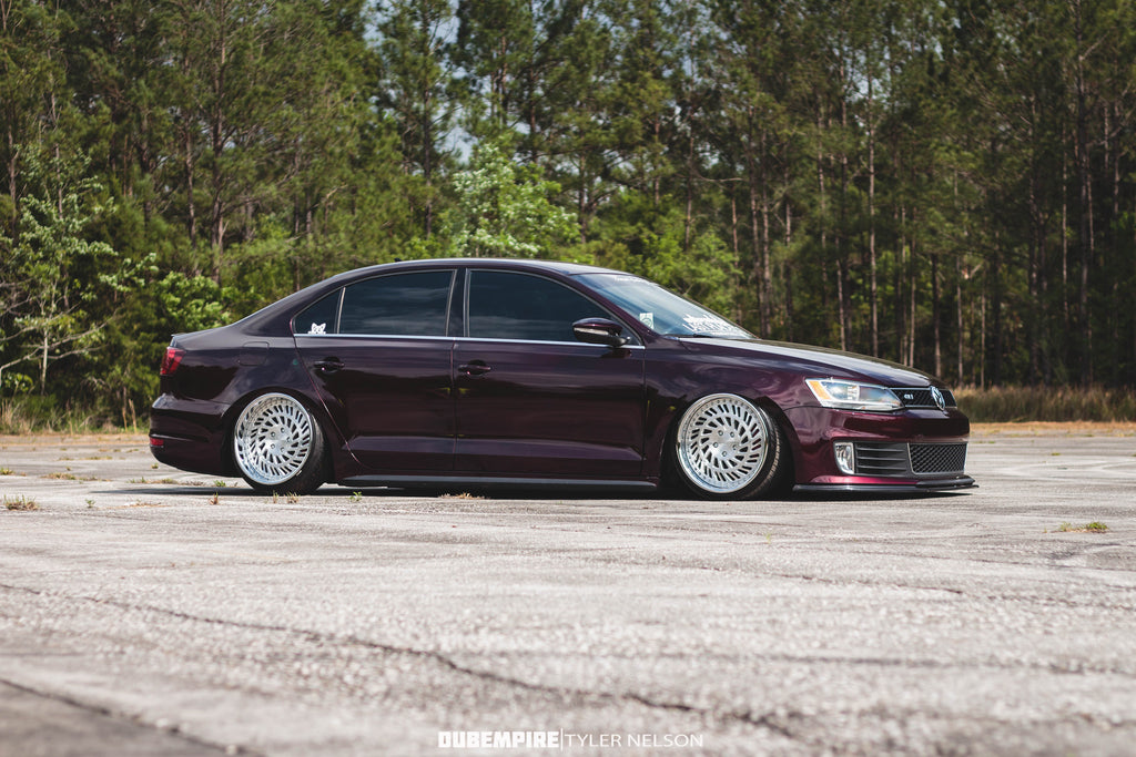 Raspberry Rocket - Nick's MK6 GLI