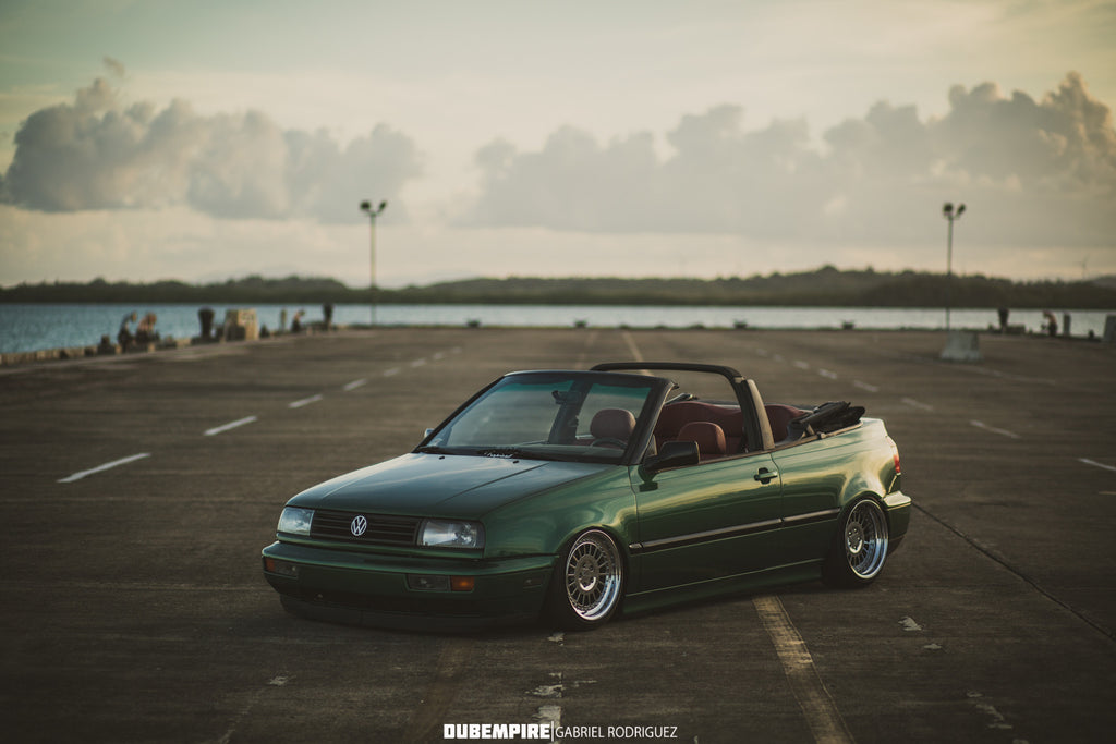 Back to the Base - Eric's MK3 Cabrio