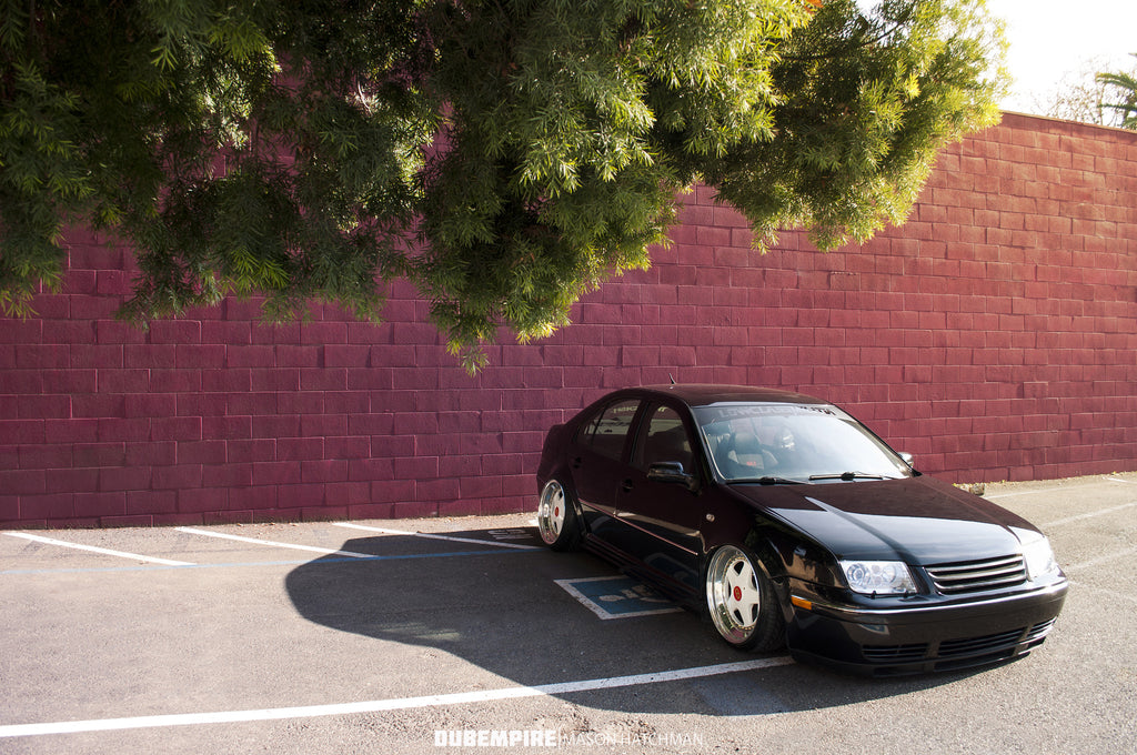 Down to Earth - Ivan's MK4 Jetta