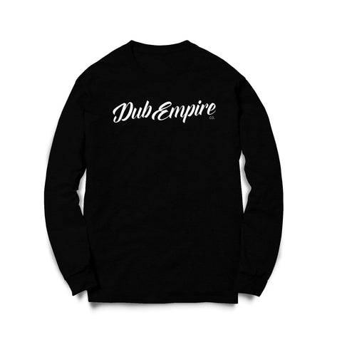 Black Crew Sweatshirt - Dub Empire