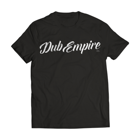 Vintage Black Tee - Dub Empire