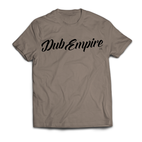 Venetian Grey Tee - Dub Empire
