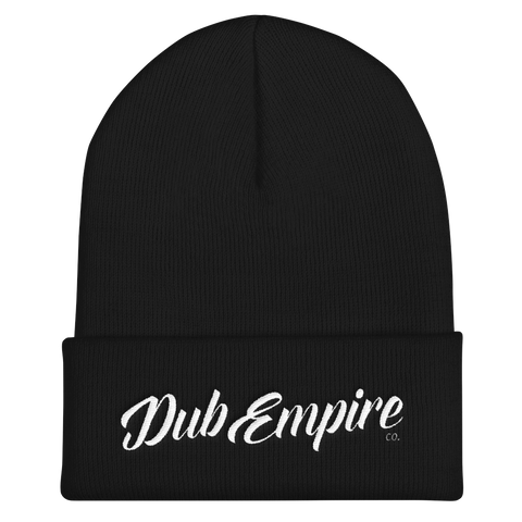 Cuffed Beanie - Dub Empire