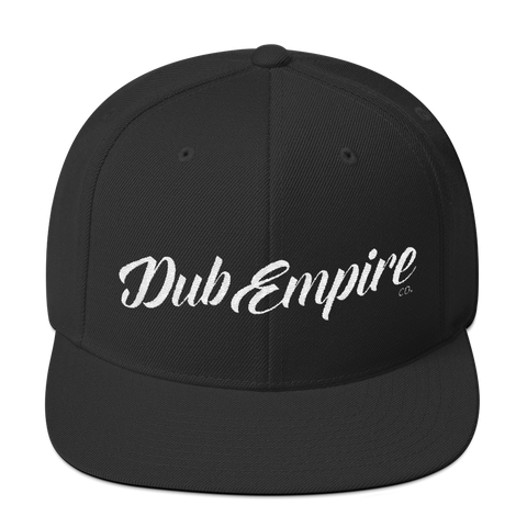 Snapback Hat - Dub Empire