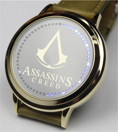 LIMITED EDITION-Assassin's Creed Waterproof Fashion Creative Watch