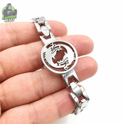 Limited Edition Overwatch Sign Alloy Bracelets