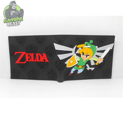 Limited Edition The Legend of Zelda Individuality Wallet