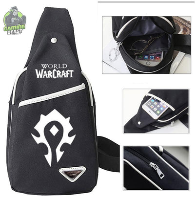 World of Warcraft Casual Shoulder Bag