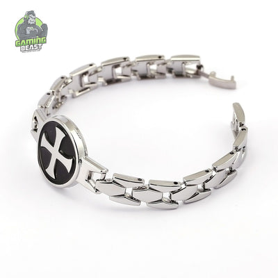 Assassins Creed Cross Sign Alloy Bracelets