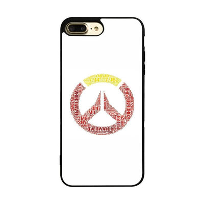 Limited Edition Overwatch Frosted Phone Case for IPhone