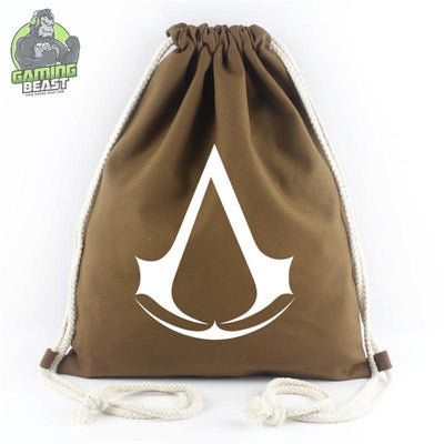 Assassin's Creed Sign Personality Backpack