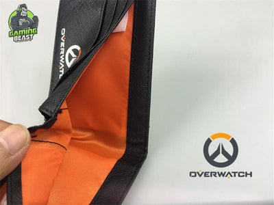 OverWatch Sign Fashion Leather Wallet