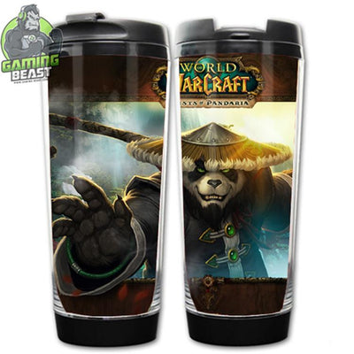 Limited Edition World of Warcraft Pattern Insulation Cup