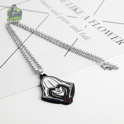 Limited Edition Assassin's Creed Alloy Plated Necklace