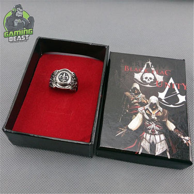 Limited Edition Assassin's Creed Revolution Alloy Ring
