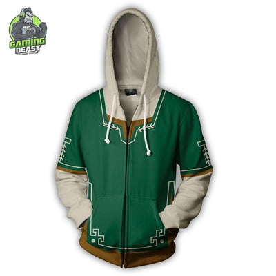 Limited Edition Legend of Zelda Printed Hoodie