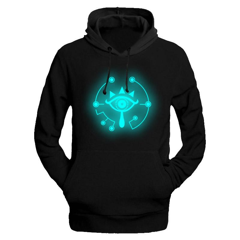 The Legend of Zelda -  Limited Glow At Night Hoodie