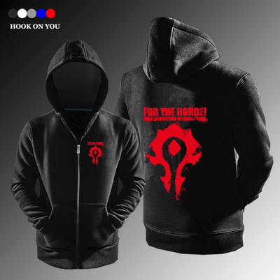LIMITED EDITION - WORLD OF WARCRAFT ALLIANCE HOODIE