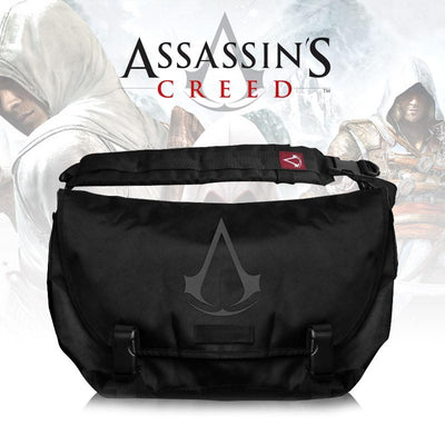 LIMITED EDITION ASSASSINS CREED SHOULDER BAG