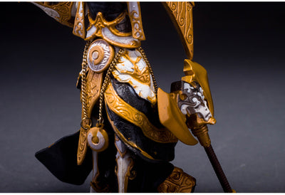 World of Warcraft - The king of Delano Figure