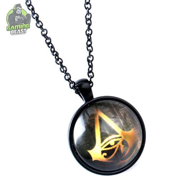 The Limited Edition Assassin's Creed Alloy Pendant
