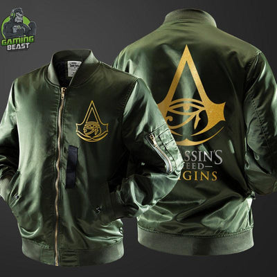 Copy of Limited Edition Assassin's Creed Origins Baseball Uniform