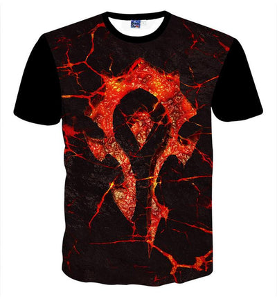 World of Warcraft - PREMIUM HORDE T-Shirt