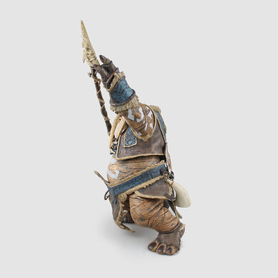 World of Warcraft Walrus Man Figure