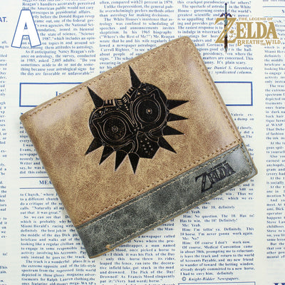 Limited Edition Zelda Legend Printed Short Purse