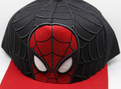 Limited Edition Spider-Man Embroidered Canvas Hip Hop Punk Creative Casual Baseball Cap