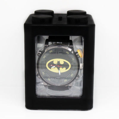Limited Edition Men's Creative Batman Casual Fashion Electronic Quartz Watch