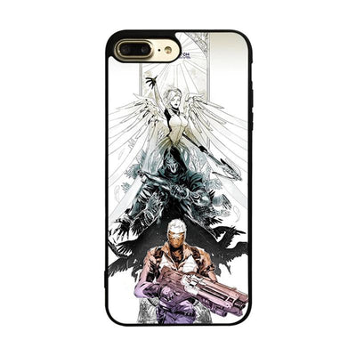 Overwatch Personality Phone Case for IPhone