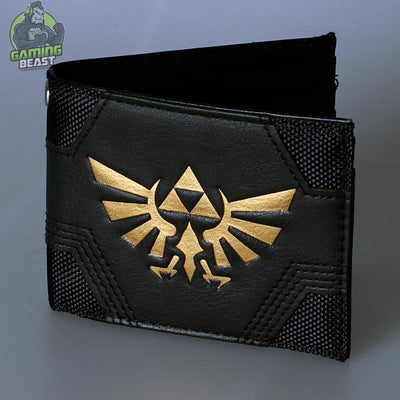 Limited Edition Legend of Zelda Leather Wallet