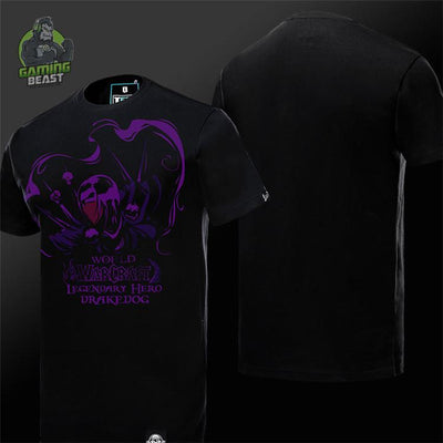 Limited Edition World of Warcraft - PREMIUM HORDE T-Shirt