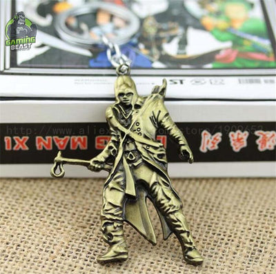 Assassin's Creed Alloy Key Ring