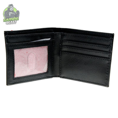 Limited Edition Legend of Zelda Pattern Leather Wallet