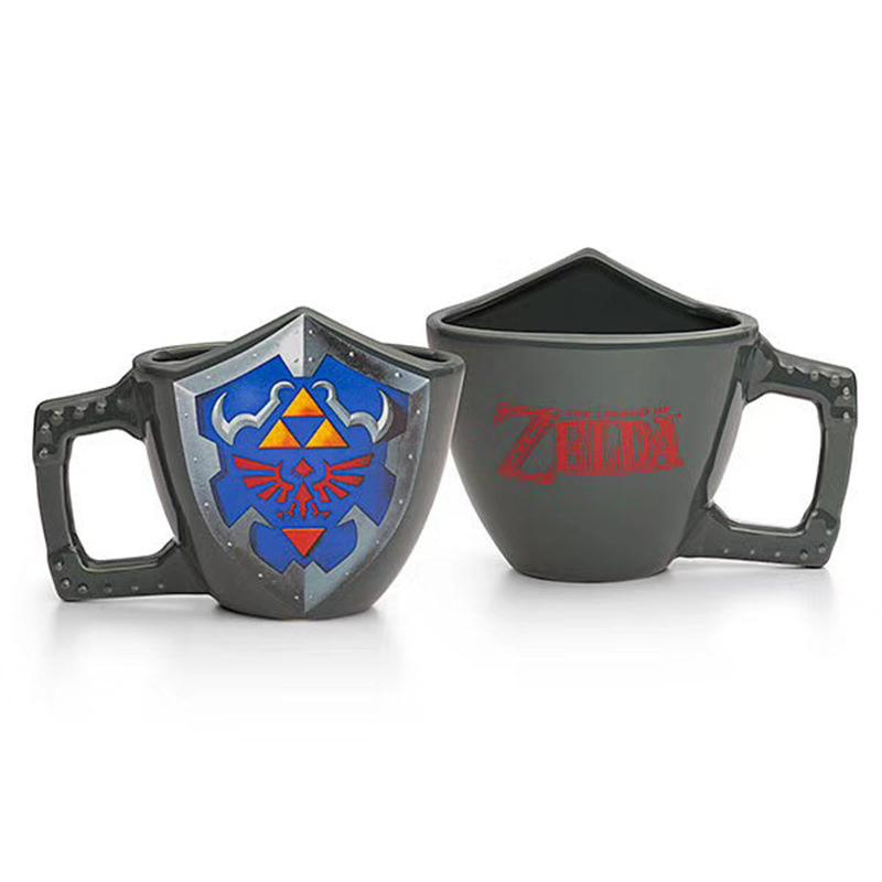 The Legend Of Zelda Shield Cup