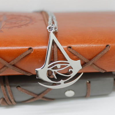 NEW ASSASSINS CREED ORIGINS NECKLACE