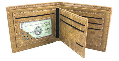 ASSASSINS CREED LEATHER WALLET - LIMITED TIME OFFER