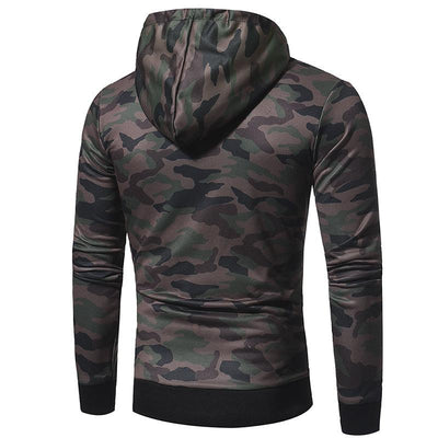 PLAYERUNKNOWN'S BATTLEGROUNDSC Amouflage Hoodie