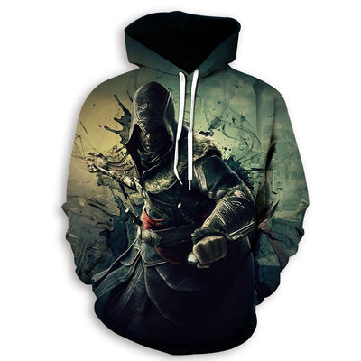 ASSASSIN'S CREED LIMITED EDITION -  BESTSELLER HOODIE